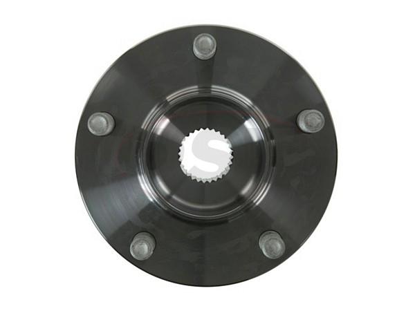 moog-512449 Rear Wheel Bearing and Hub Assembly - All Wheel Drive