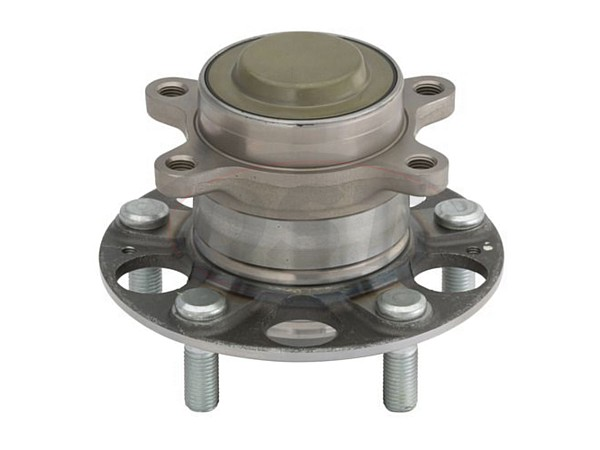 Rear Wheel Bearing and Hub Assembly - EX, EX-L, HF, and Si