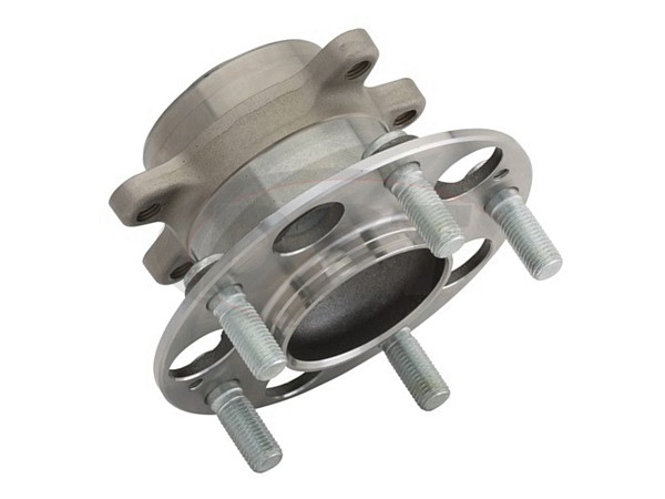 moog-512450 Rear Wheel Bearing and Hub Assembly - EX, EX-L, HF, and Si