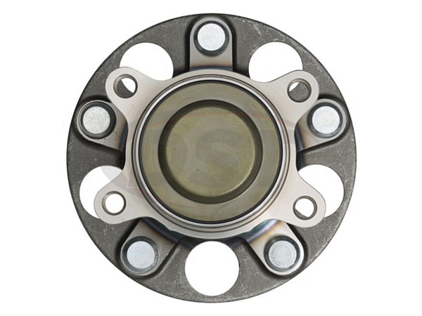 moog-512451 Rear Wheel Bearing and Hub Assembly - 2 Door LX and DX