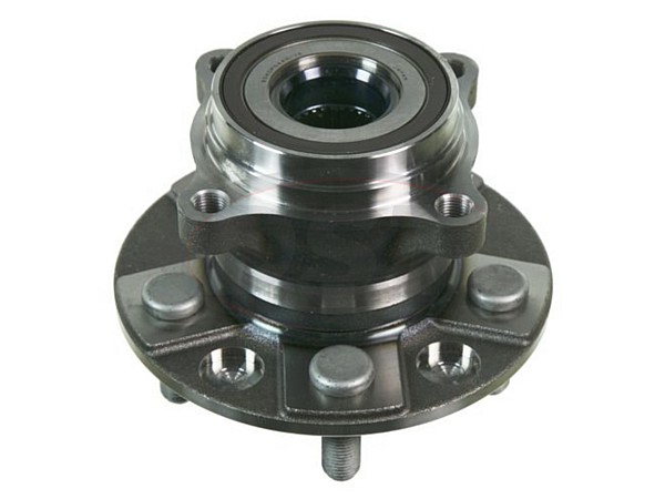 moog-512453 Rear Wheel Bearing and Hub Assembly