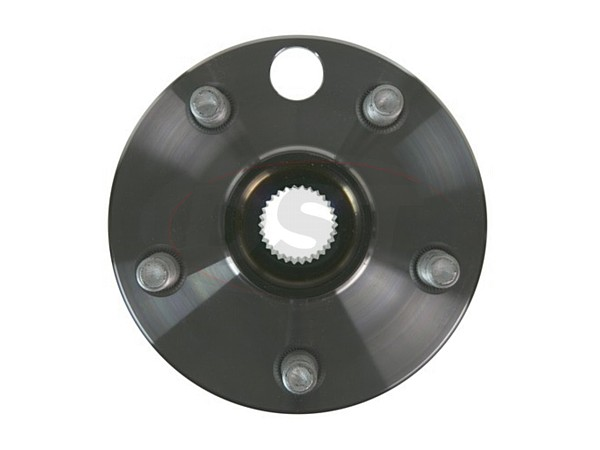 moog-512453 Rear Wheel Bearing and Hub Assembly