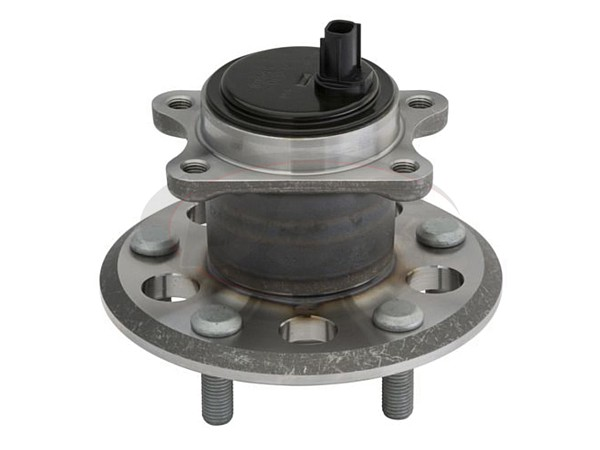 Rear Wheel Bearing and Hub Assembly - Driver Side