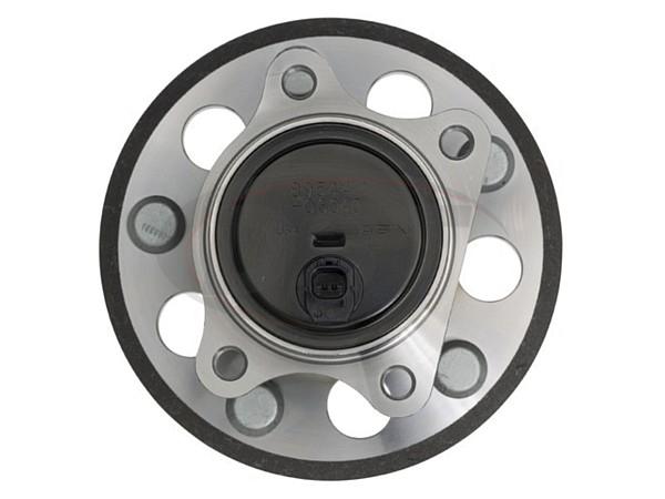 moog-512455 Rear Wheel Bearing and Hub Assembly - Passenger Side