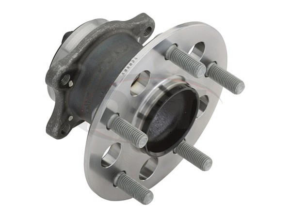 moog-512455 Rear Wheel Bearing and Hub Assembly - Passenger Side