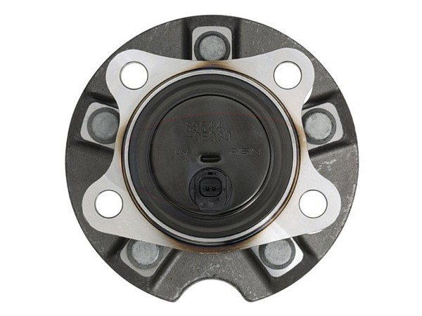 moog-512456 Rear Wheel Bearing and Hub Assembly - Front Wheel Drive