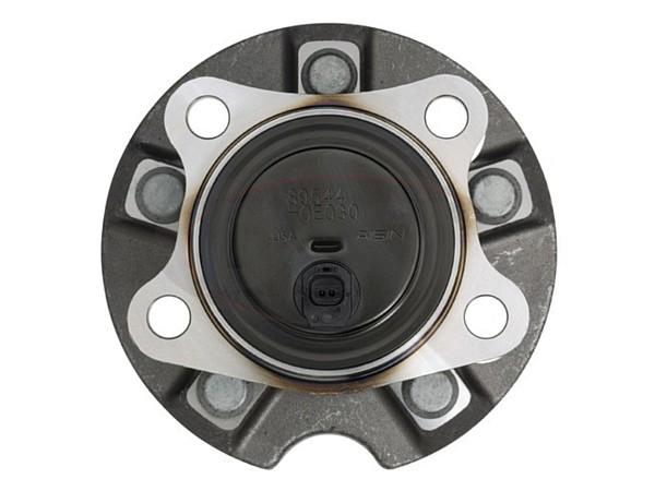 moog-512456 Rear Wheel Bearing and Hub Assembly - Front Wheel Drive
