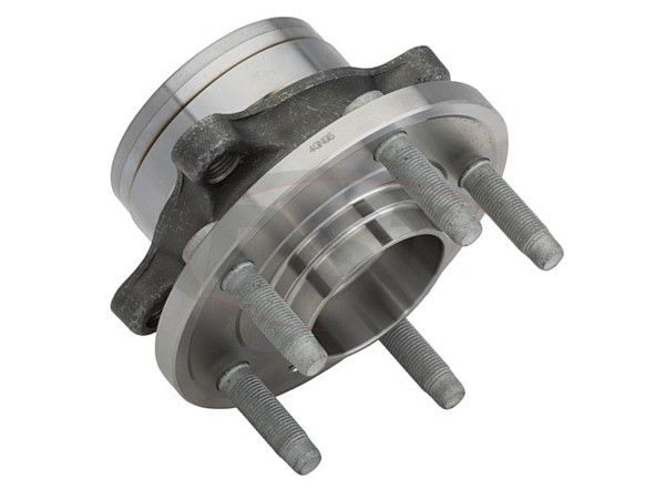 moog-512460 Front or Rear Wheel Bearing and Hub Assembly