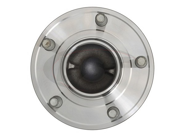 moog-512466 Rear Wheel Bearing and Hub Assembly - Non Active Park Assist