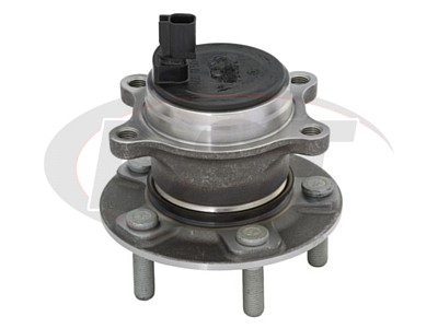 Rear Wheel Bearing and Hub Assembly - Non Active Park Assist