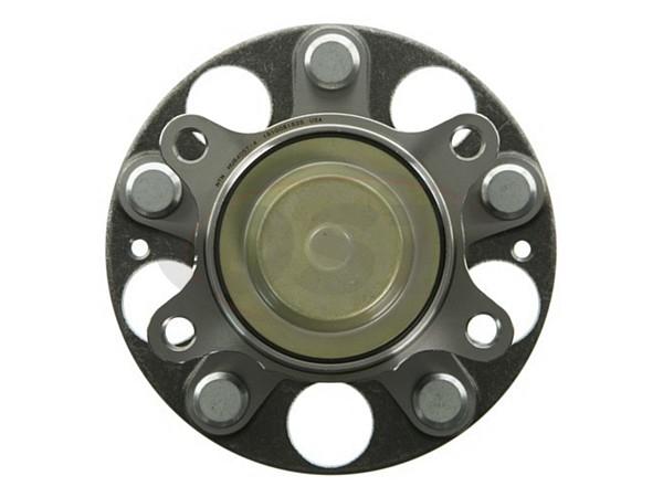 Rear Wheel Bearings and Hub Assembly