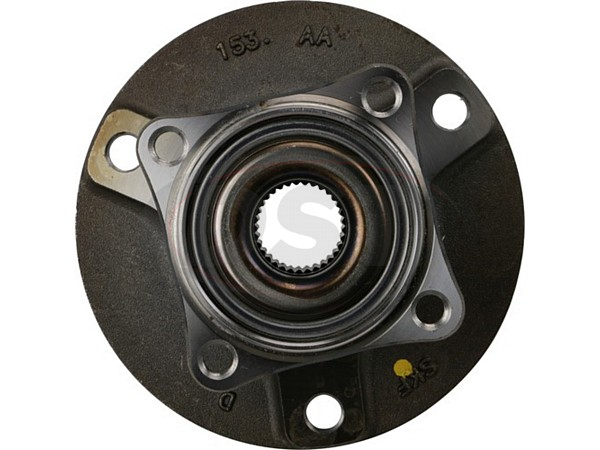 moog-512473 Rear Wheel Bearing and Hub Assembly