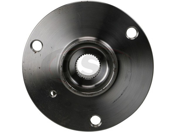 moog-512473 Rear Wheel Bearing and Hub Assembly