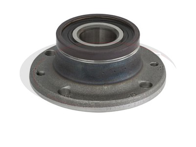 Rear Wheel Bearing and Hub Assembly - Hatchback