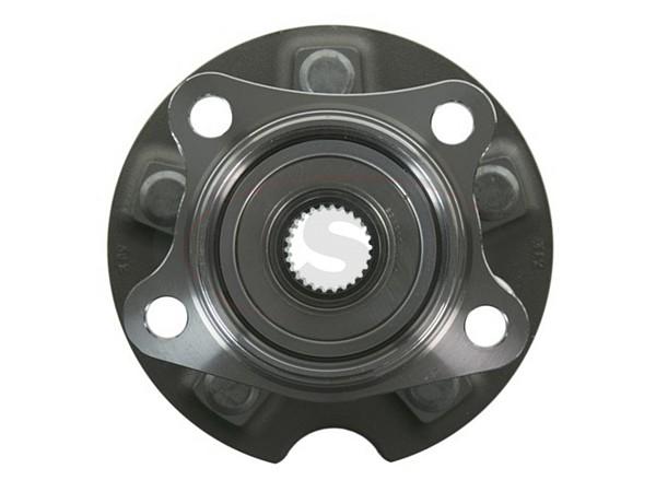 moog-512482 Rear Wheel Bearing and Hub Assembly - All Wheel Drive