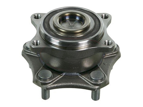 moog-512487 Rear Wheel Bearing and Hub Assembly - Front Wheel Drive