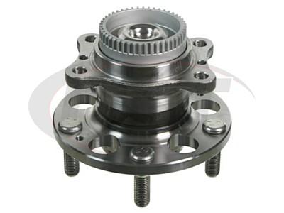 Moog Rear Wheel Bearing and Hub Assemblies for Elantra, Elantra Coupe, Elantra GT, Veloster, Forte, Forte Koup