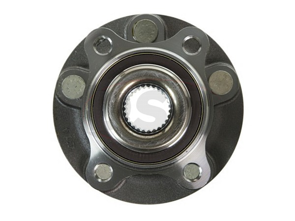 moog-512498 Front Wheel Bearing and Hub Assembly