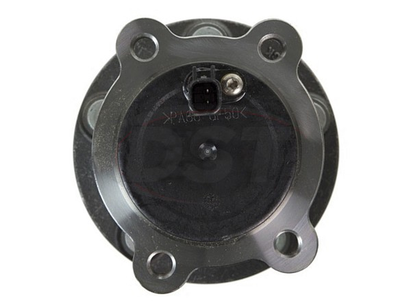 moog-512499 Rear Wheel Bearing and Hub Assembly - Front Wheel Drive -  Non Park Assist