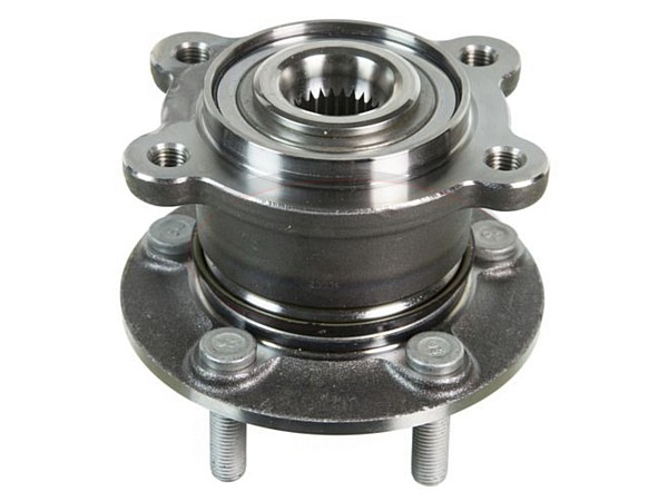 moog-512500 Rear Wheel Bearing and Hub Assembly - 4WD