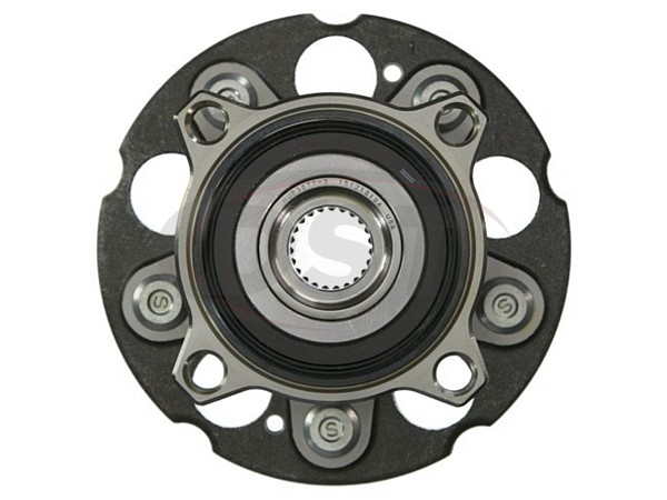moog-512501 Rear Wheel Bearing and Hub Assembly - All Wheel Drive