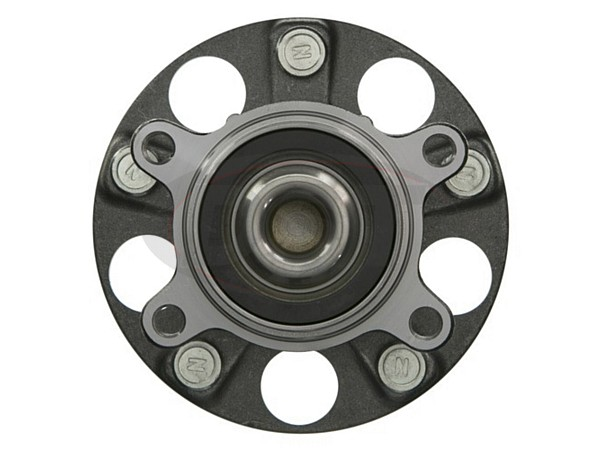 moog-512502 Rear Wheel Bearing and Hub Assembly - LX and DX 4 Door