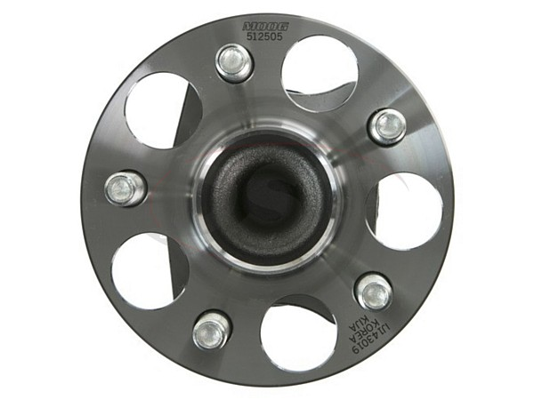 moog-512505 Rear Wheel Bearing and Hub Assembly