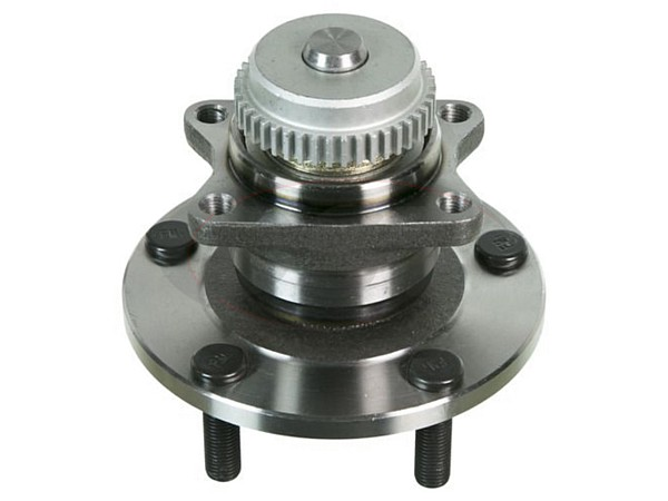 moog-512506 Rear Wheel Bearing and Hub Assembly