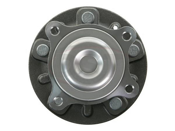 moog-512508 Rear Wheel Bearing and Hub Assembly - 16 Inch Wheels
