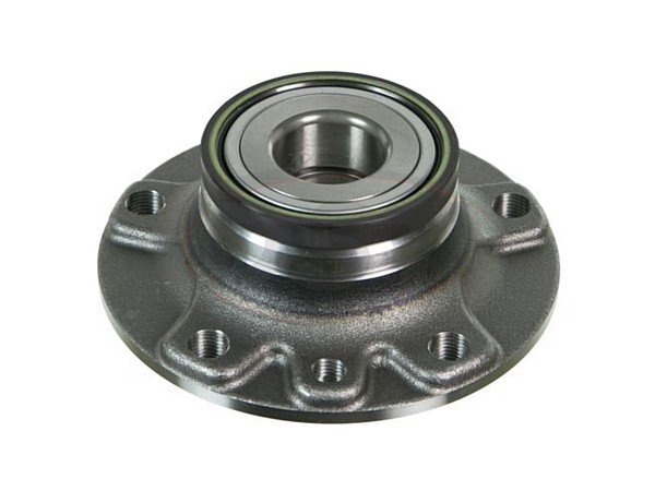 moog-512510 Rear Wheel Bearing and Hub Assembly