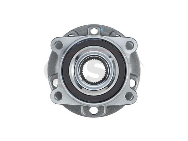 moog-512513 Wheel Bearing and Hub Assembly