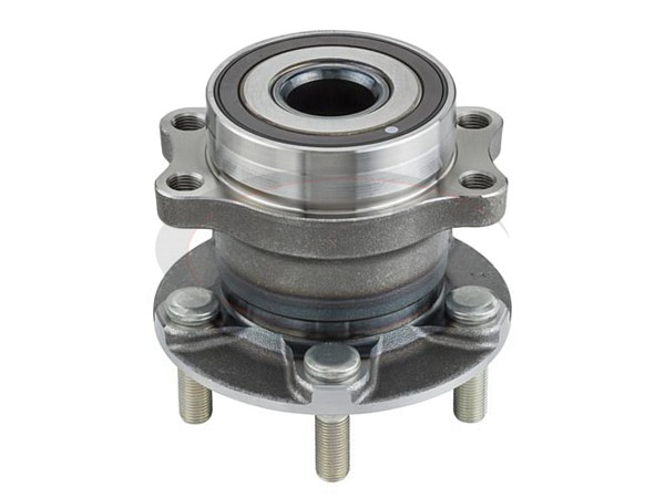 moog-512518 Rear Wheel Bearing and Hub Assembly - Rear Position