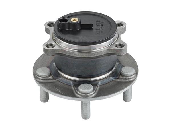 moog-512519 Rear Wheel Bearing and Hub Assembly