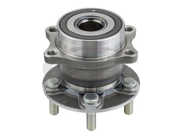 moog-512521 Rear Wheel Bearing and Hub Assembly