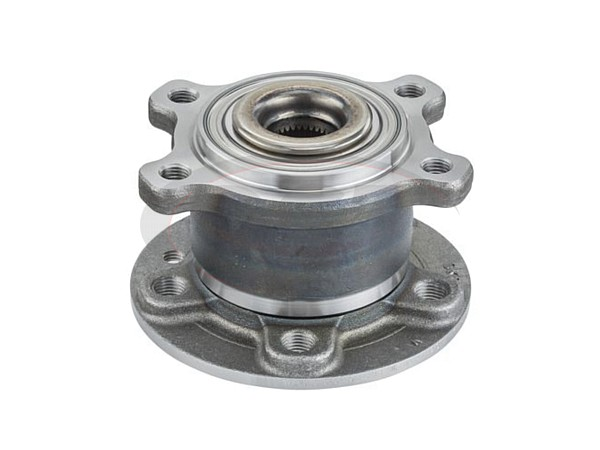 moog-512524 Rear Wheel Bearing and Hub Assembly - All Wheel Drive