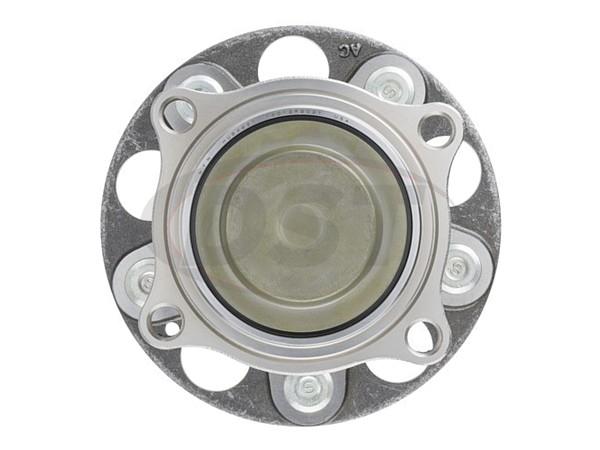 moog-512527 Rear Wheel Bearing and Hub Assembly - Front Wheel Drive