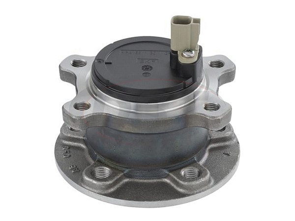moog-512528 Rear Wheel Bearing and Hub Assembly - Front Wheel Drive