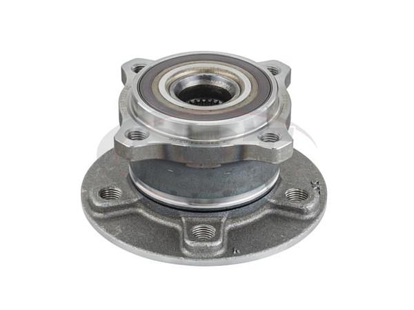 moog-512532 Rear Wheel Bearing and Hub Assembly - All Wheel Drive