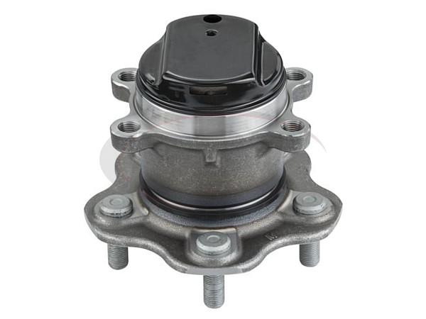 moog-512534 Rear Wheel Bearing and Hub Assembly - Front Wheel Drive