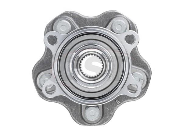 moog-512535 Rear Wheel Bearing and Hub Assembly - All Wheel Drive