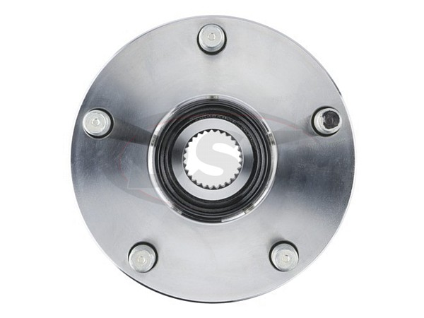 moog-512536 Rear Wheel Bearing and Hub Assembly