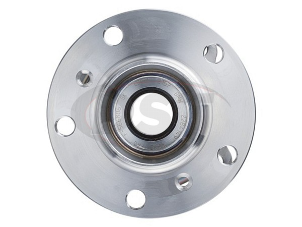 moog-512537 Rear Wheel Bearing and Hub Assembly