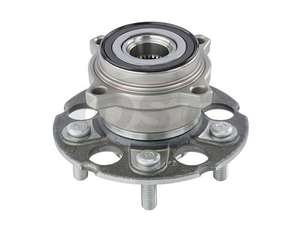 Rear Wheel Bearing and Hub Assembly