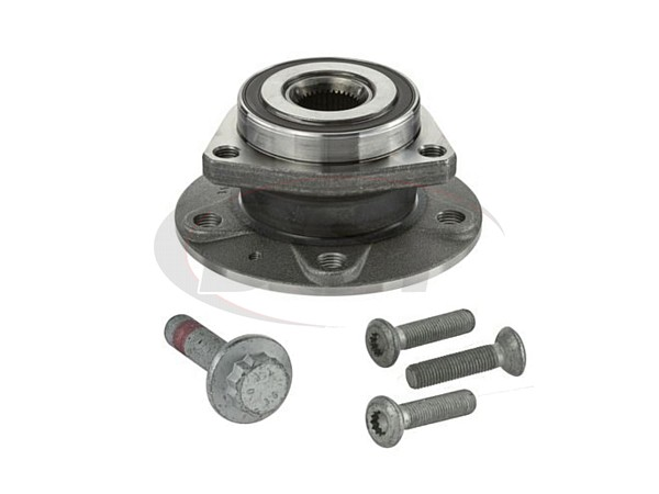 moog-512566 Rear Wheel Bearing and Hub Assembly