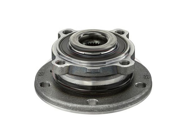 moog-512573 Front Wheel Bearing and Hub Assembly