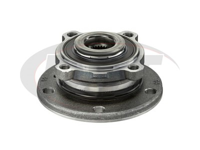 Moog Front Wheel Bearing and Hub Assemblies for Cooper Countryman, Cooper Paceman