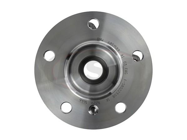moog-512582 Rear Wheel Bearing and Hub Assembly