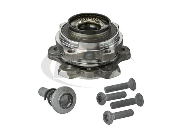 moog-512583 Rear Wheel Bearing and Hub Assembly