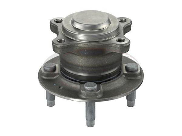 moog-512586 Rear Wheel Bearing and Hub Assembly