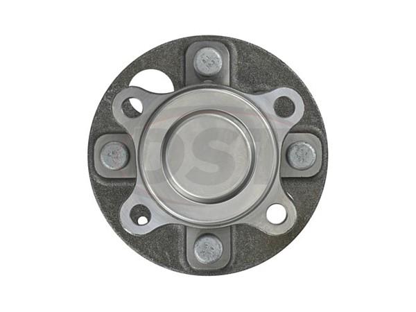 moog-512587 Rear Wheel Bearing and Hub Assembly